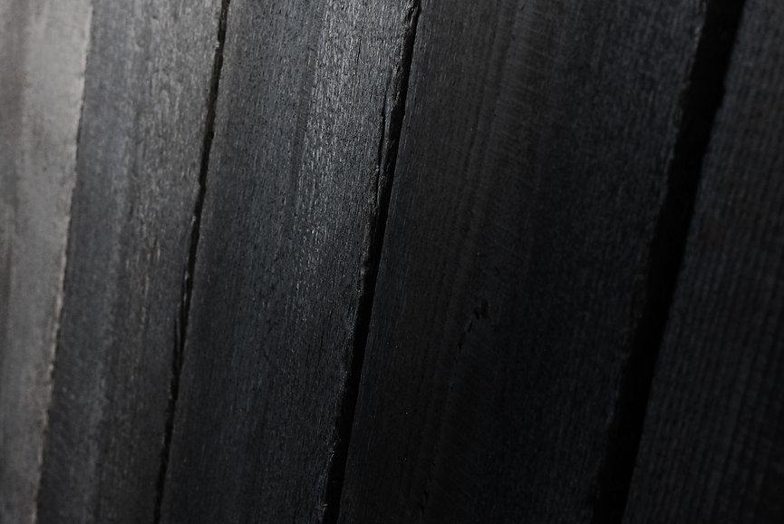 rauchholz yakisugi shou sugi ban karbonisierte fassaden