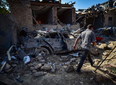 Clash in the Caucasus