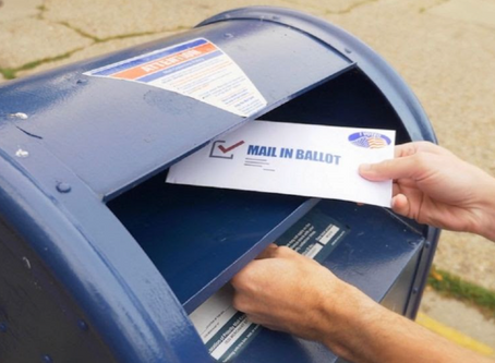 Five Ways to Ensure Your Ballot is Counted