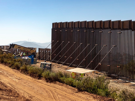 The Wall that Trump has Already Built