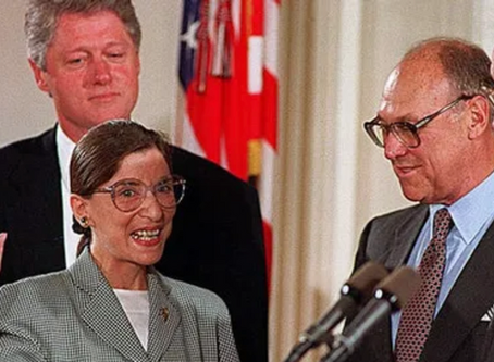 Ruth Bader Ginsburg, Justice and Gender Equality Advocate, Dies At 87