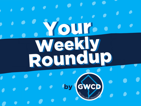 Weekly Roundup: September 6-12