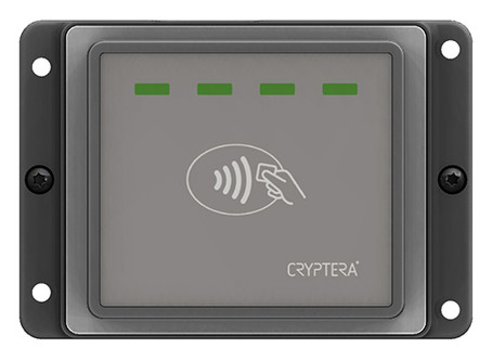 Cryptera NFC Reader – A Fast And Secure Contactless Payment Solution