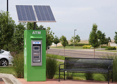 Solar Powered ATM's – What's The Market Outlook For 2020-2021?