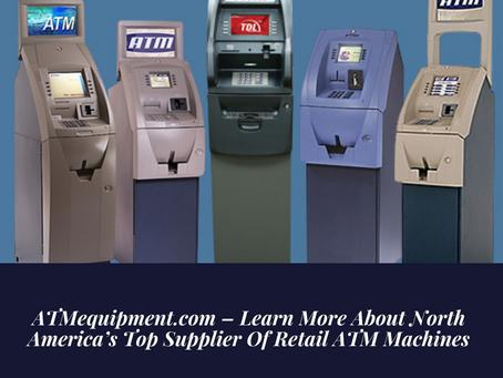 ATMequipment.com Retailer of ATM Machines USA