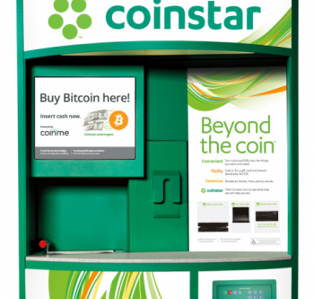 Coinme And Coinstar Makes Buying Bitcoin From ATM's Easy
