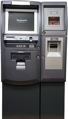 Bitcoin ATM Machine Business
