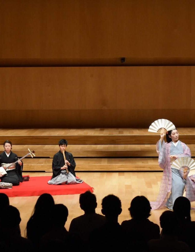 日本舞踊とコラボレーション