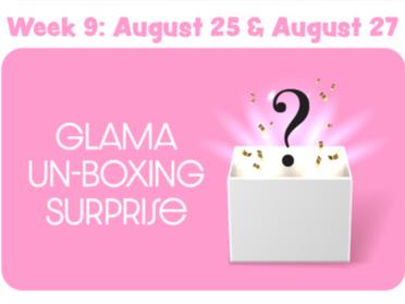 GLAMA UN-BOXING SURPRISE