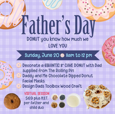 Fathers Day Virtual Session