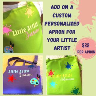 Little Artist Apron