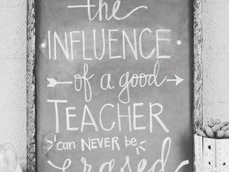 Teachers are so LUCKY