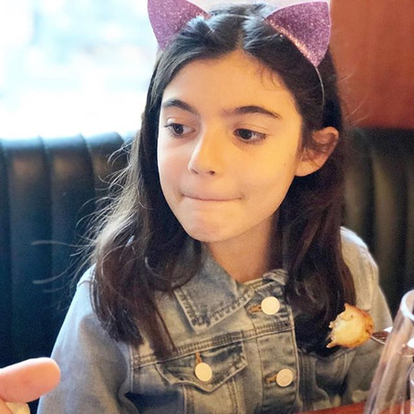 There will be a time when you don't want to wear your glitter cat ears anymore….