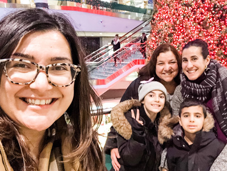 20 ways to have the BEST family staycation in Toronto during the holiday season
