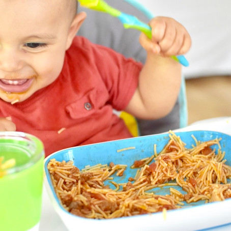 Our top meal hacks for feeding our kids!