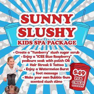 GG Sunny Slushy Kids Spa Package-01-min.