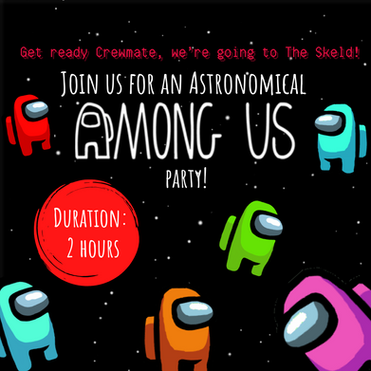 AMONG US PARTY