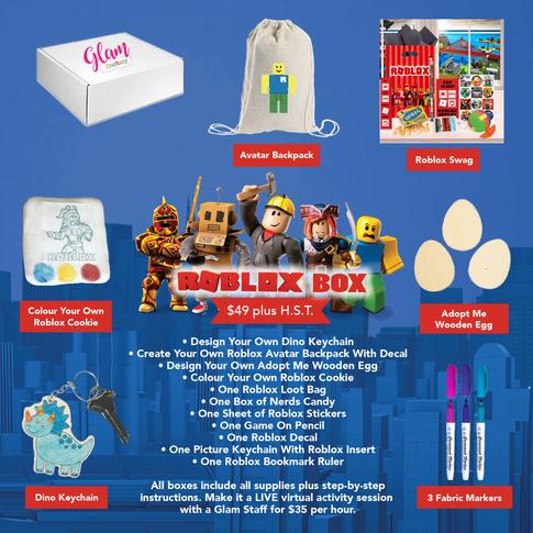 ROBLOX BOX