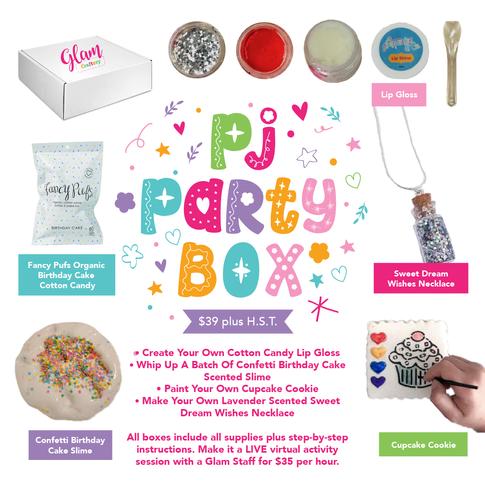 PJ PARTY BOX