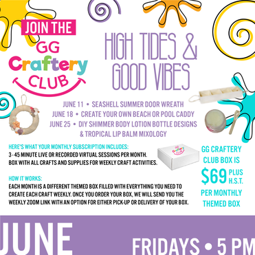 June GG Craftery Club