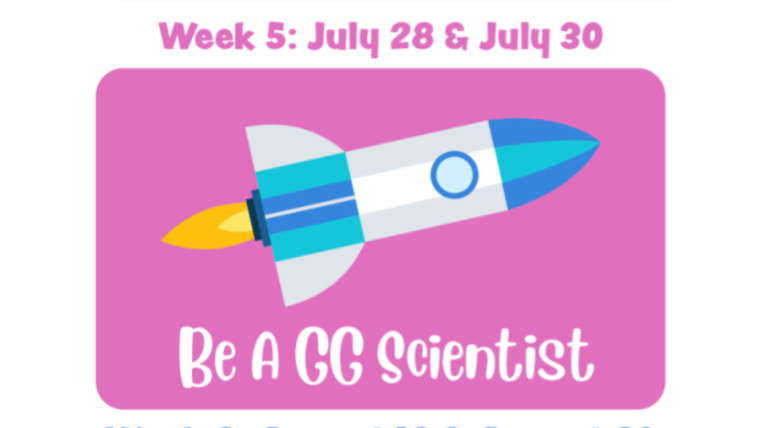 BE A GG SCIENTIST