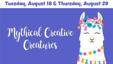 MYTHICAL CREATIVE CREATURES