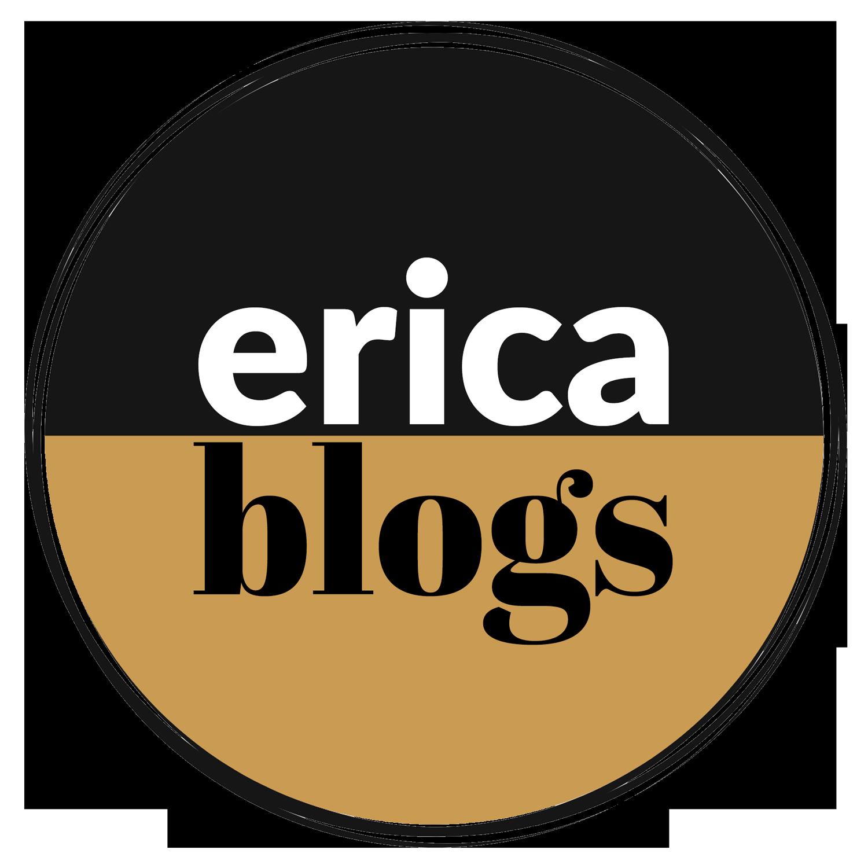 ERICA BLOGS