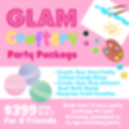 GLAM Craftery Party Package.png