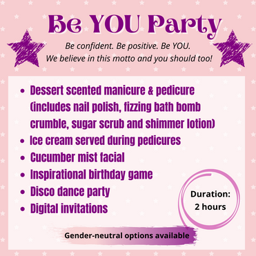 BE YOU PARTY