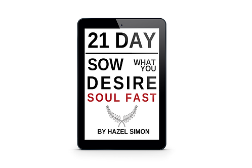 21 Day Sow What You Desire Soul Fast Download