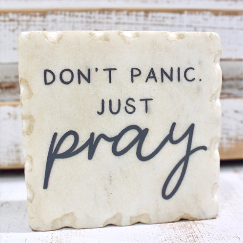 Don't Panic Just Pray Tabletop