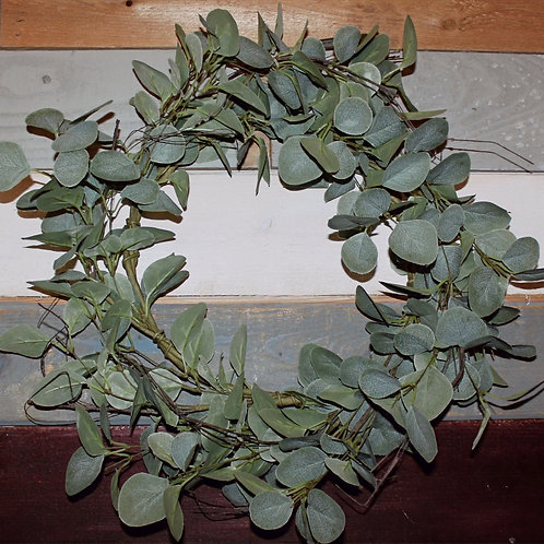 "Eucalyptus Wreath 20"""