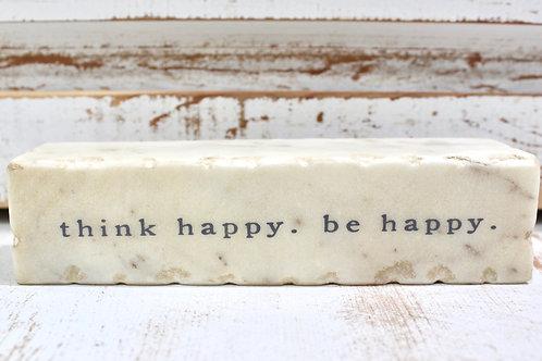 Think Happy Tabletop