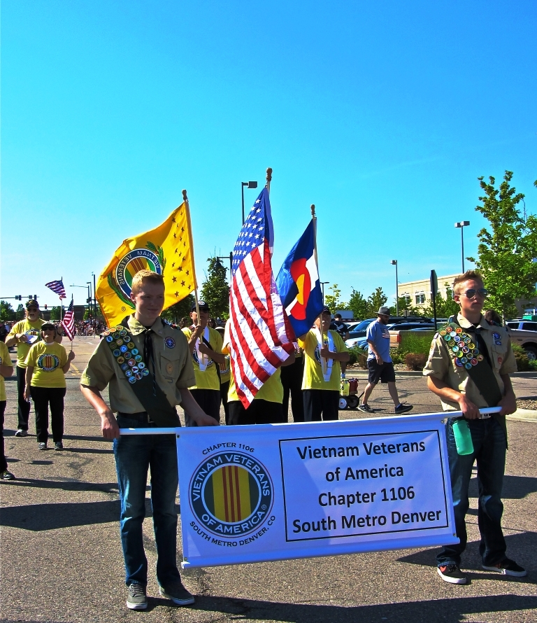 VVA 1106 HR 4th of July Parade