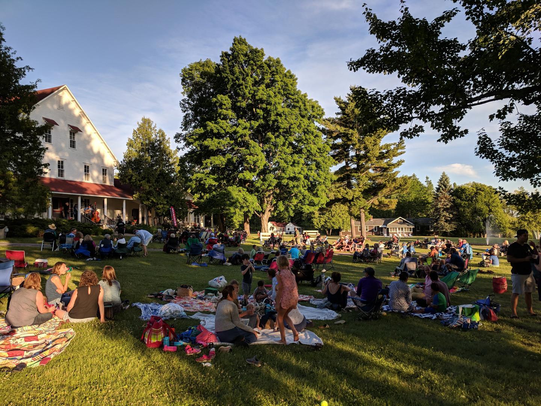 Fountain Point Resort Summer Concert Series