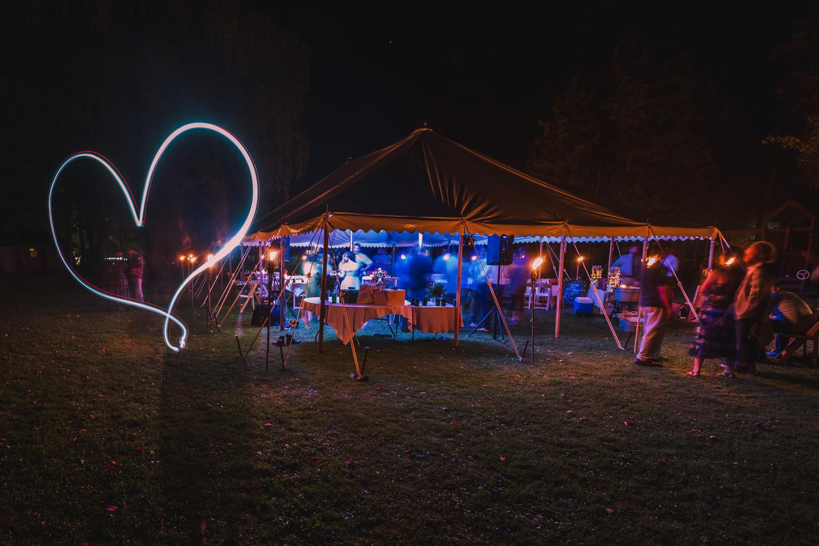 photo by Brian Beckwith at Ellis Lake Resort