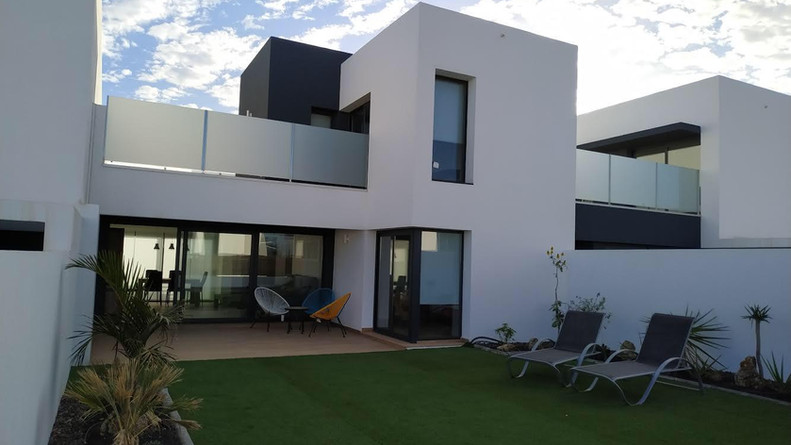 Chalets Costa Aday