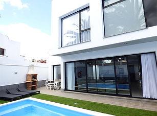 Casa de lujo en Corralejo, Fuerteventura.