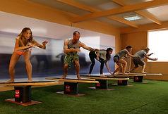 Herramienta de trabajo para Surf, equilibrio, propiocepción, entrenmiento en seco, drysrf, functional balance