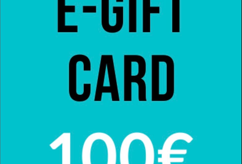 E-Gift Card - 100€