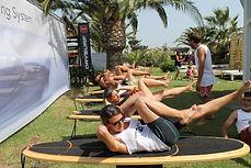 propiocepción, gimnasio, balance, equilibrio, entrenador personal, fitness, salud y deporte
