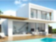 Imagen de vivienda en urbanización Panorama Tres Islas que nuestra agencia inmobiliara en Corralejo tiene en venta.