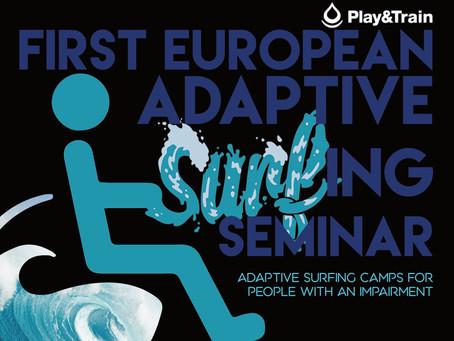 Primer Seminario Europeo de Surf Adaptado.