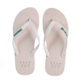Womens Waves Flip Flops