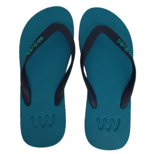 Mens Waves Flip Flops