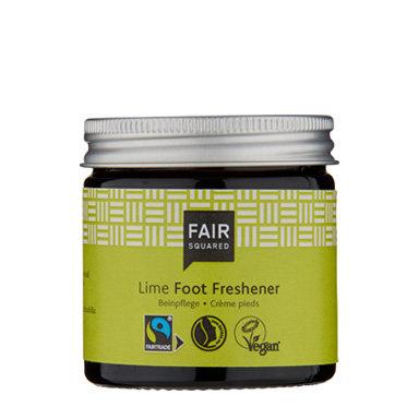 Fair Squared Lime Foot Freshener