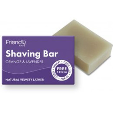 Friendly Soap - Shaving