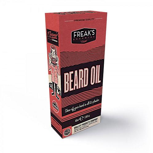 Freaks Beard Oil