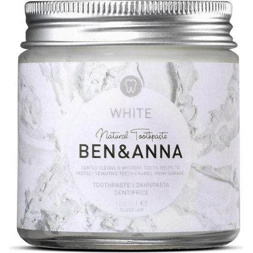 Ben & Anna Whitening Toothpaste