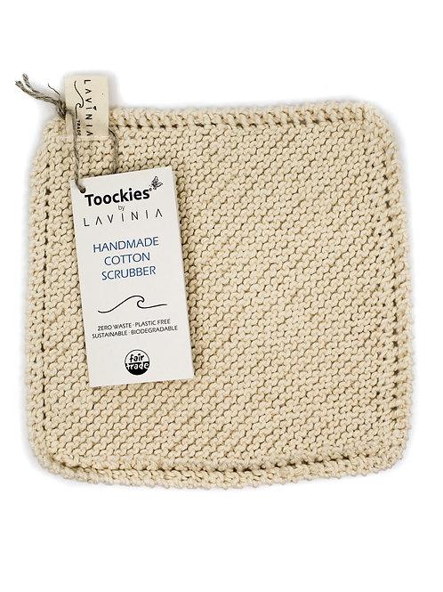 Toockies Cotton Scrubber